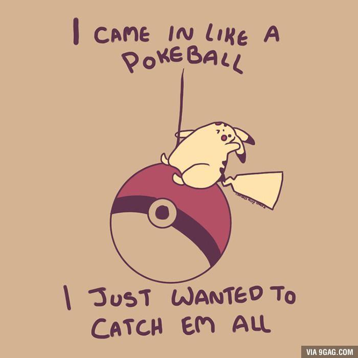 Pikachu...why?! Hahaha