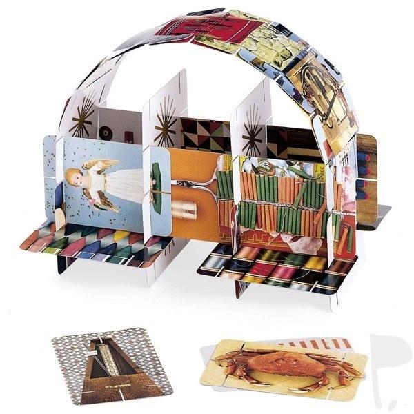 108 best eames house of cards images on pinterest. Black Bedroom Furniture Sets. Home Design Ideas