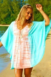 #TiareHawaii at the #boutique!!!!  The perfect #coverup. #sunset #sky #orange #beachwear #beach #swim #swimwear