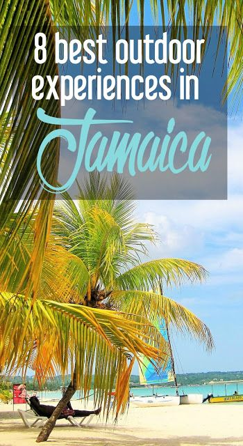 Best Outdoor Experiences in Jamaica   What to do in Jamaica   Jamaica beaches   Jamaica caves   off the beaten path Jamaica   best Caribbean island to visit   waterfalls in Jamaica   river rafting in Jamaica
