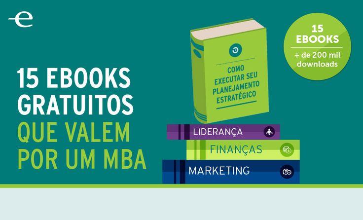 Para complementar sua experiência, a Endeavor separou 15 eBooks sobre negócios. Confira 15 eBooks para se capacitar como empreendedor.