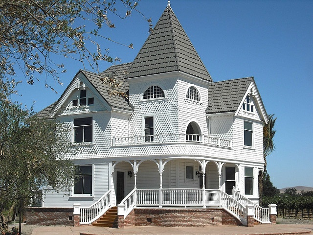 18 best Landmark Historic White House previously on Tesla Rd. images ...