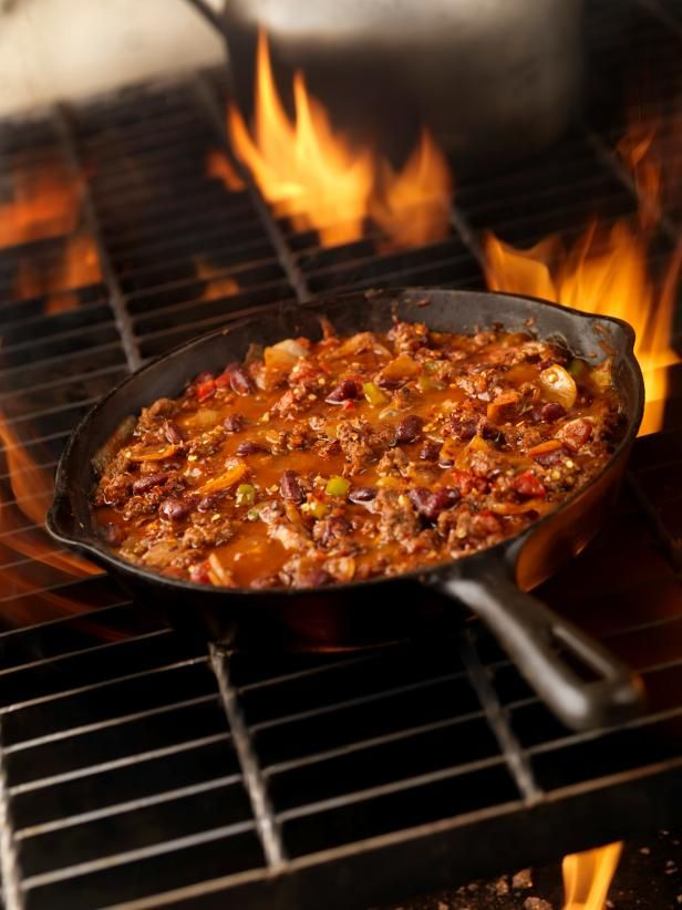 From the Zac Brown & Friends Southern Ground Cookbook:Campfire Filet-Tip Chili