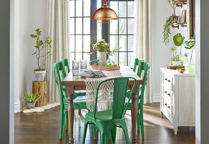 Dining Room Color Ideas Green Dining Room Farmhouse Kitchen Design Green Dining Chairs