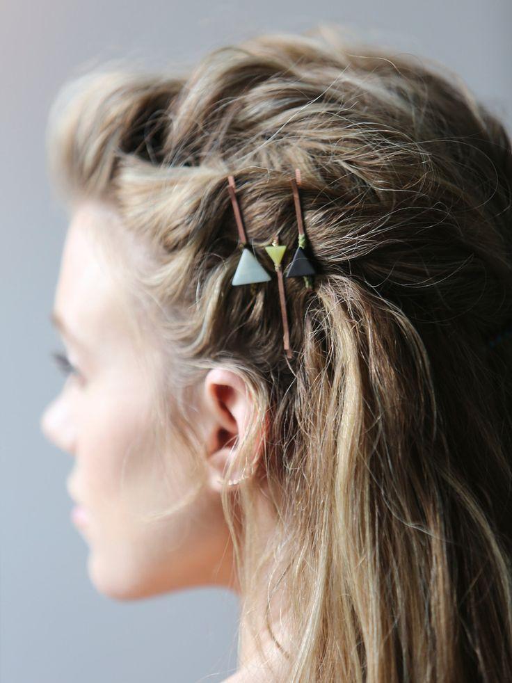 Hair idea για ένα εναλλακτικό πρωτοχρονιάτικο χτένισμα | Jenny.gr