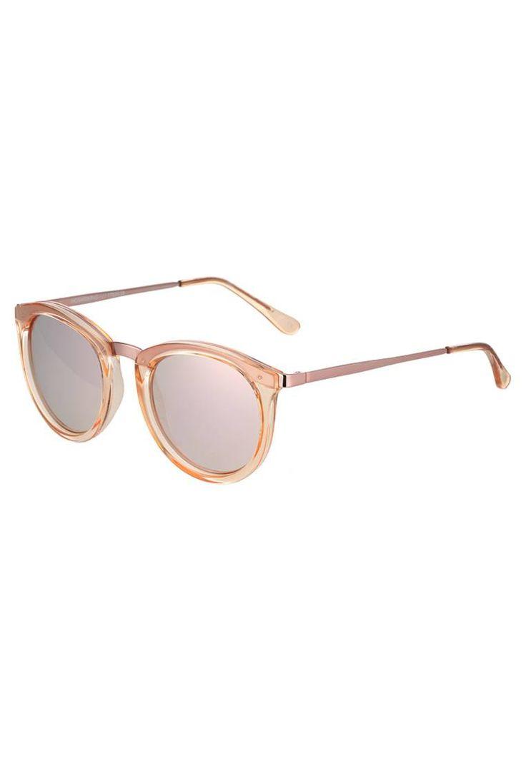 Le Specs. NO SMIRKING - Occhiali da sole - crystal rose. #occhialidasole #sunglasses #zalandoIT #fashion #moda Forma occhiali:Farfalla. Protezione UV:Sì. Astine:14.5 cm nella taglia One Size. Ponte:1.5 cm nella taglia One Size. Larghezza:14 cm nella taglia One Size. Fantasia:monocromo