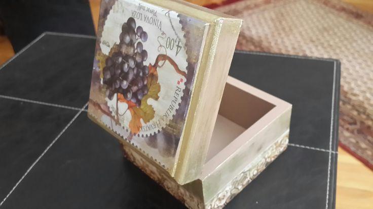 Üzümlü kutu 2