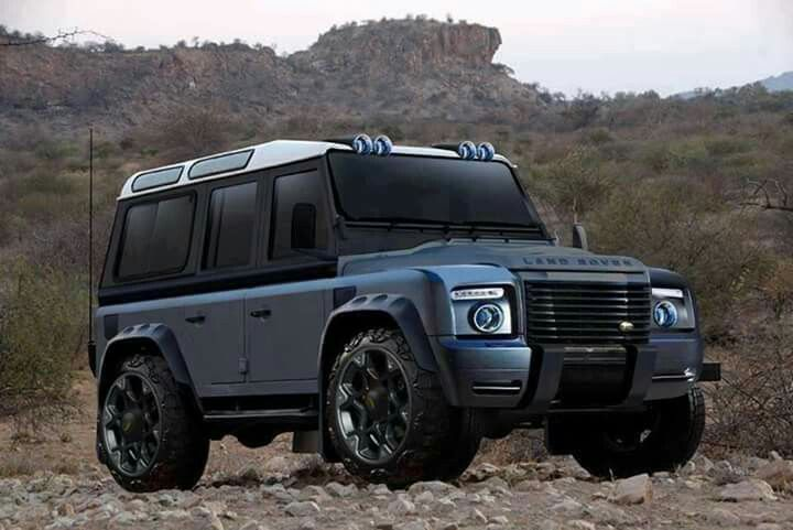 2018 Land Rover Defender