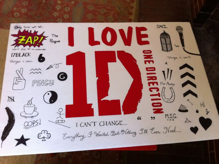 This is my sign from the One Direction concert I went to!:) -Olivia Please give credit if u repin:)>>>>>> this is sooo cool :)