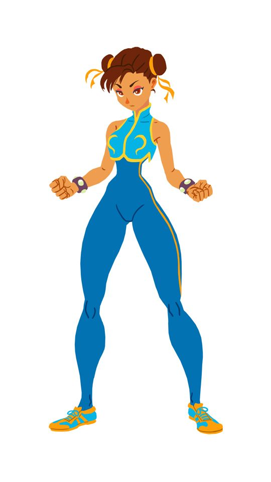 Chun li Alpha by ~maitaboris on deviantART  ★ || CHARACTER DESIGN REFERENCES™ (https://www.facebook.com/CharacterDesignReferences & https://www.pinterest.com/characterdesigh) • Love Character Design? Join the #CDChallenge (link→ https://www.facebook.com/groups/CharacterDesignChallenge) Share your unique vision of a theme, promote your art in a community of over 50.000 artists! || ★