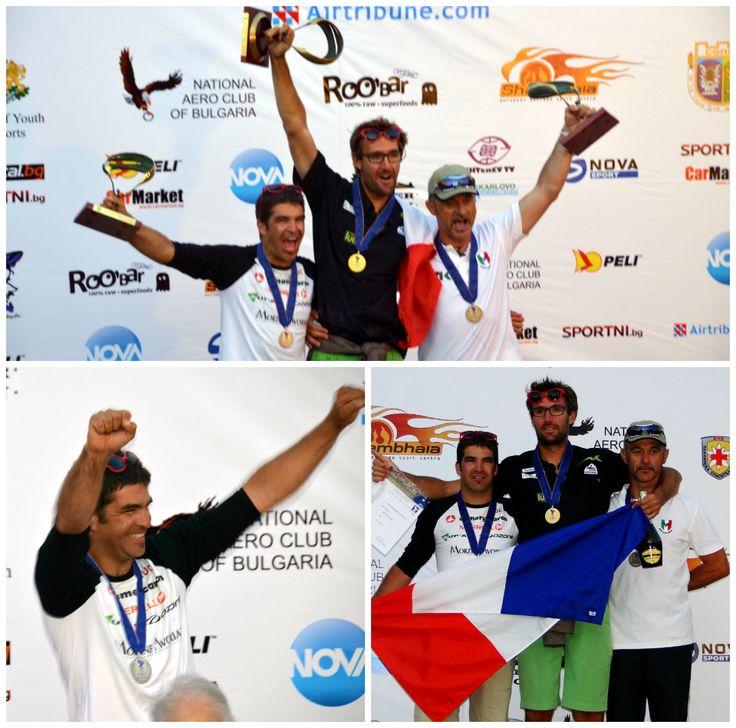 Félicitations Charles Cazaux, Champion du Monde de #parapente avec l'équipe de France et vice-champion du monde individuel ! #teamMerrell  Rdv sur notre page Facebook pour vous envoler avec notre champion !