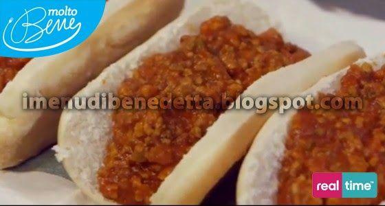 I Menu di Benedetta | Molto Bene: Sloppy Joe chili hot dog