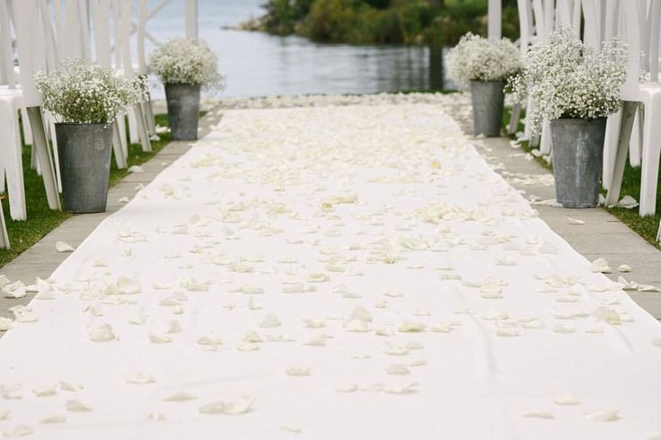 The magic is in the details... We absolutely loved this beautiful wedding and who doesn't love a gorgeous outdoor ceremony on the lake? Waltzly (@waltzlyevents) on Instagram