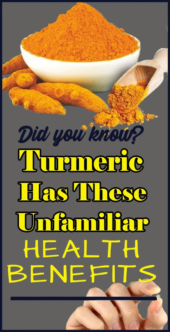Turmeric Has Unfamiliar Health Benefits – Julia Pislar