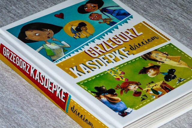 Maluszkowe inspiracje: Grzegorz Kasdepke dzieciom