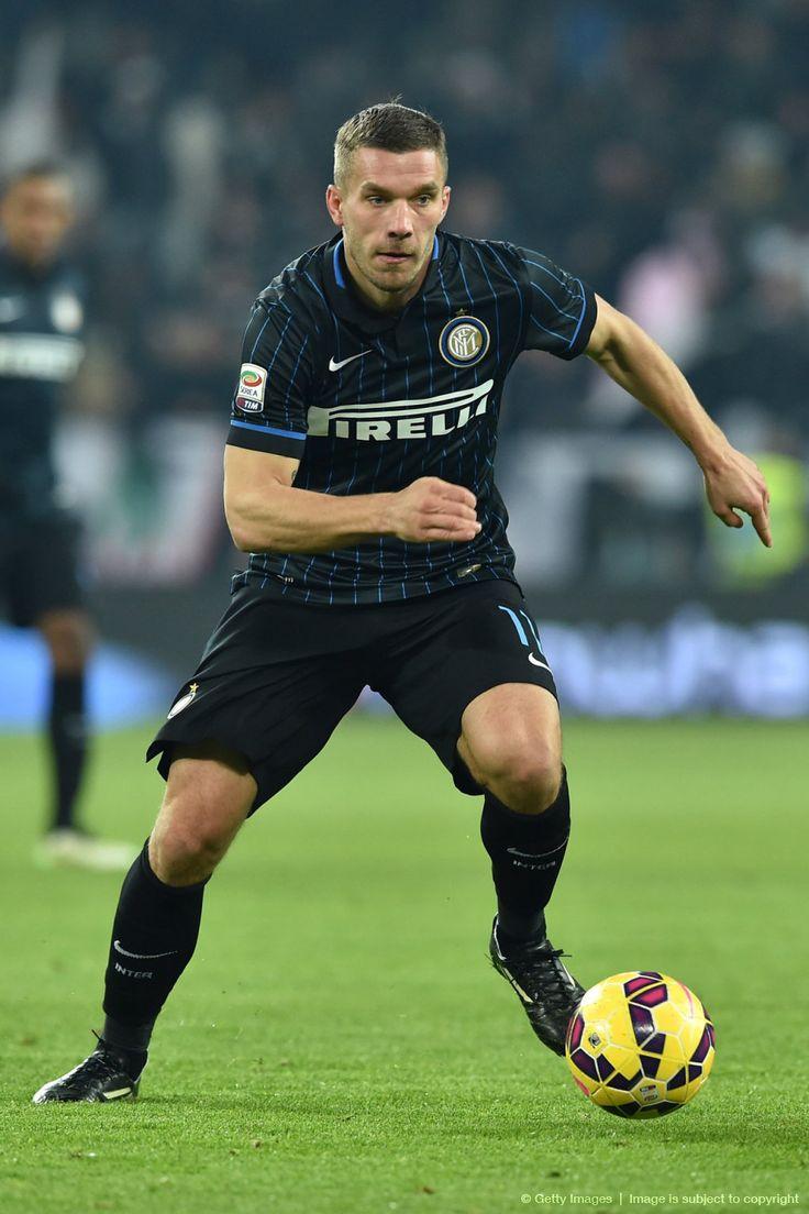 "Lukas Josef PODOLSKI ""Poldi"" ; INTER 2015,"