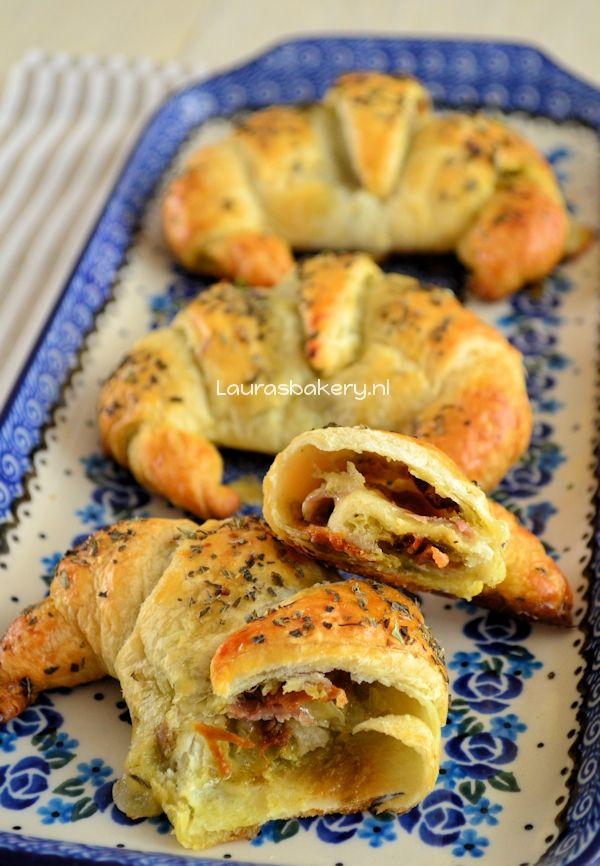Hartige croissants - Laura's Bakery