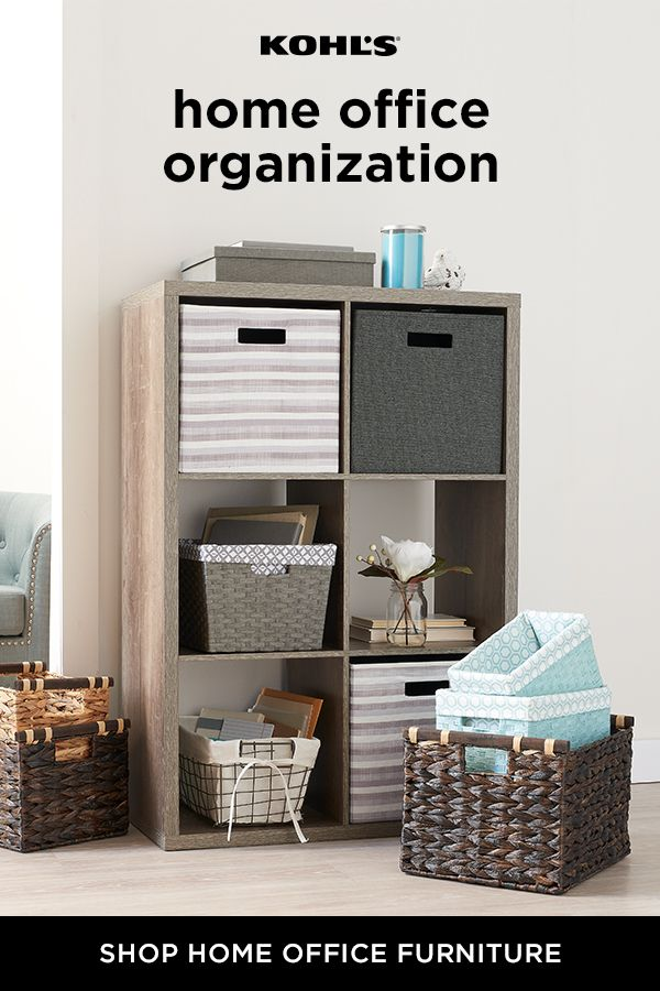 Shop Now At Kohls Com Home Office Organization Office Organization Home