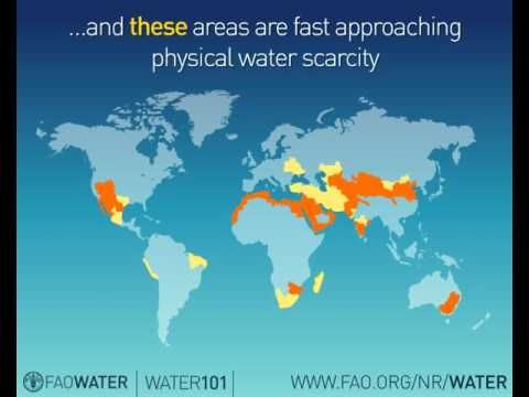 Food and Agriculture Organization for the United Nations - Water Scarcity Video