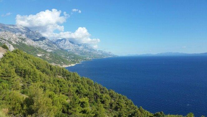 Croatia Makarska Riviera Chorwacja