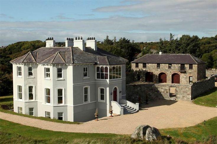 IRELAND HOUSE, GALWAY BAY, IRELAND