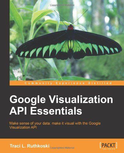 I'm selling Google Visualization API Essentials by Traci L. Ruthkoski - $10.00 #onselz