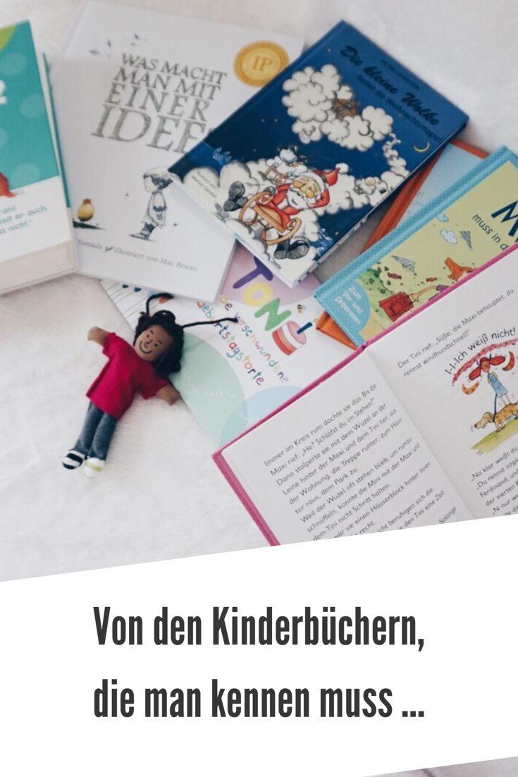 Kinderbücher, die man kennen muss. Lesen und Vorlesen werden zum Genuss