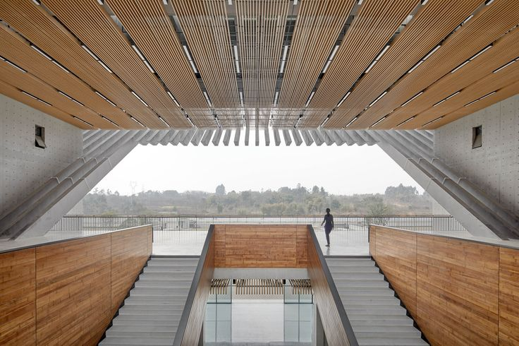 Gallery of Chengdu Aerospace Superalloy Technology Campus / Tanghua Architect & Associates - 1