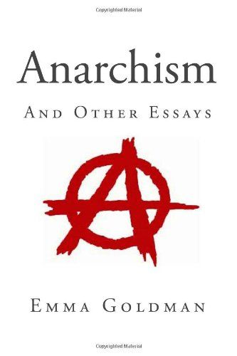 Anarchism other essays ebook
