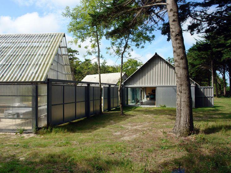 Lacaton & Vassal, casa en Keremma, Francia