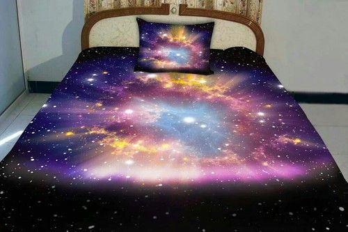 Galaxy bedset #hipster,  home