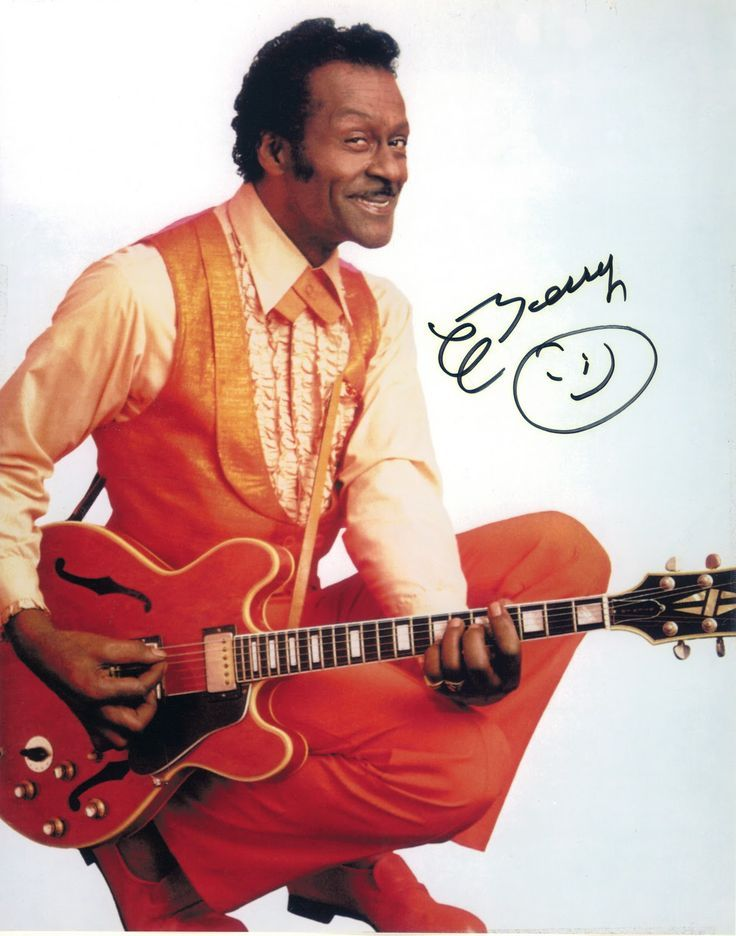 Chuck berry sextape — photo 1