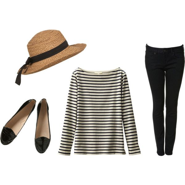 I love the simplicity of this outfit