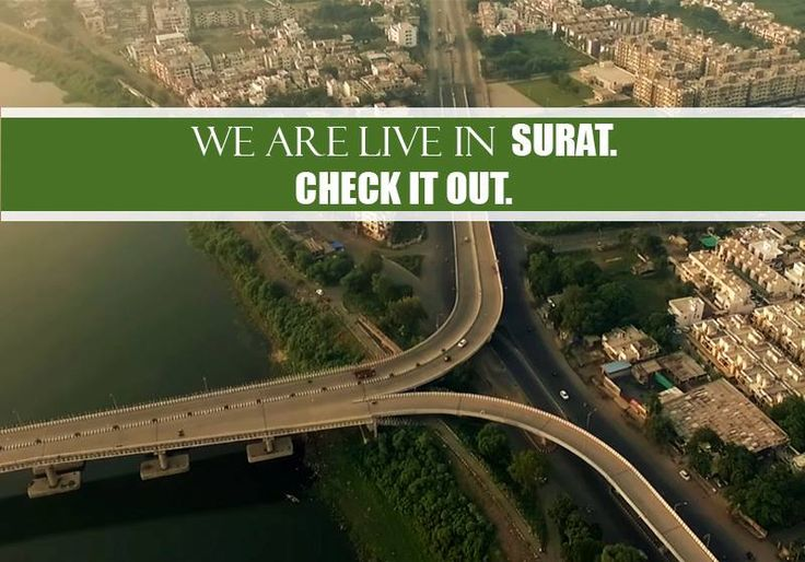 After days of searching for the right people, molding them, busting the behinds to showcase the unheard places of the city (and of course partying) - SURAT FINALLY GOES LIVE showcasing the best, unusual or unexplored!  Check it out: www.facebook.com/CityShor.Surat