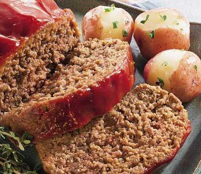 How to cook basic meatloaf recipe