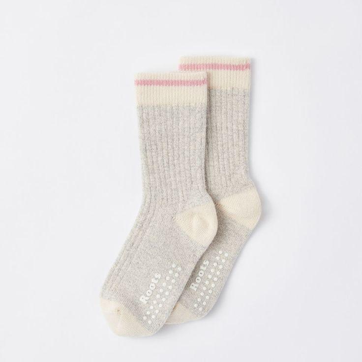Toddler Classic Cabin Socks