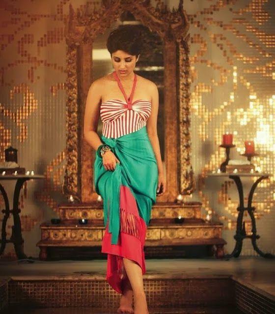 Hot Photoshoot of Parineeti Chopra for asiaSpa Magazine