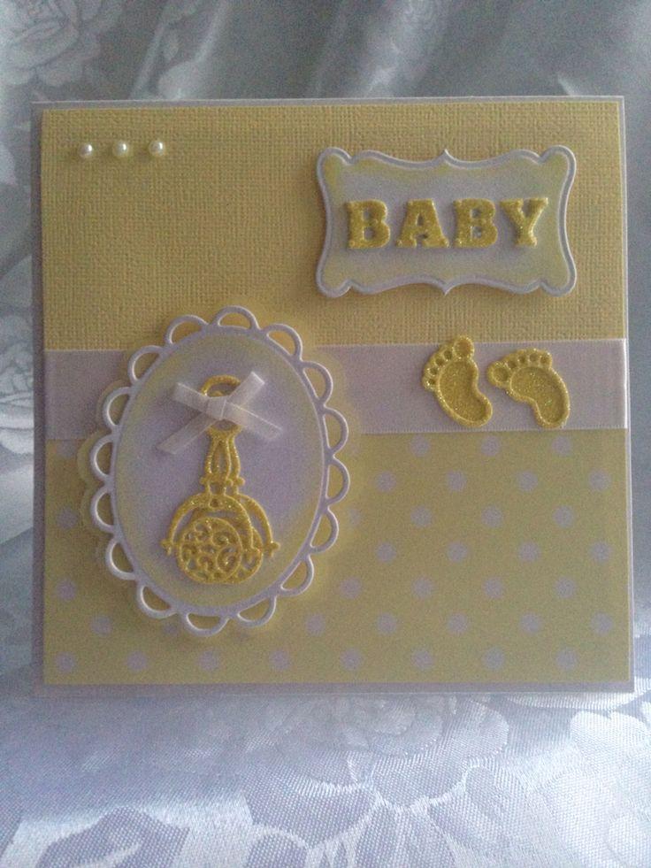Baby card II