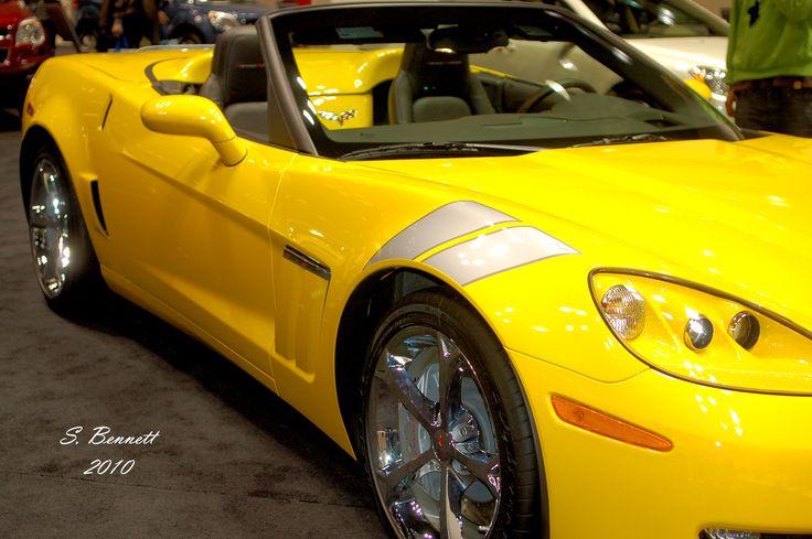 2011 Chevrolet Corvette Gran Sport Seen At The 2011