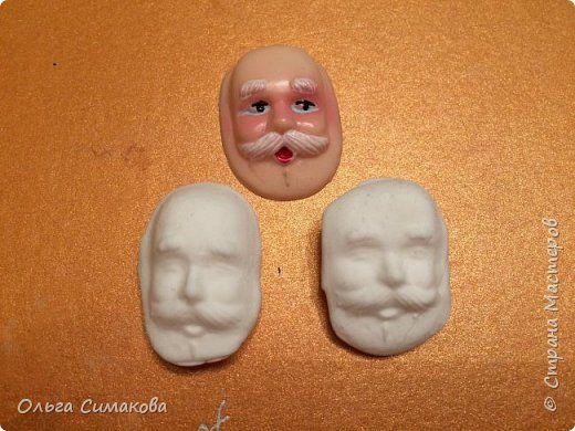 """Моя попытка номер 2, показать как я делаю молды для кукольных лиц. Покупать их- это очень дорогое удовольствие, да и найти не всегда можно нужный размер. А тут... Как говорится """" Дешево и сердито """".  фото 14"""