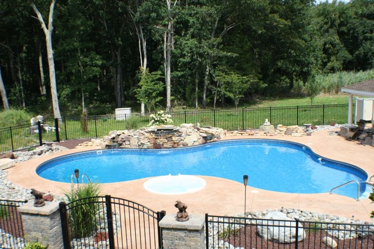 Inground Pool Cost Above Ground, How Much Does It Cost To Install A Vinyl Inground Pool
