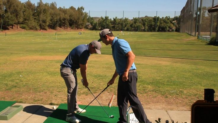 UK Golf Gear - Golf Tips: GOLF BACKSWING AND TAKEAWAY PART 2