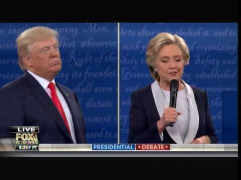 TRUMP NAILED IT! Everyone's Calling THIS The Best Line Of The Night..Mic Drop Moment…[Video] » 100percentfedUp.com