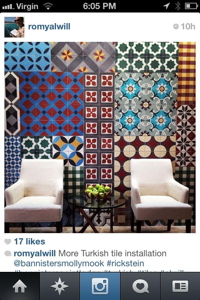 Sharing an instagram. Full color world