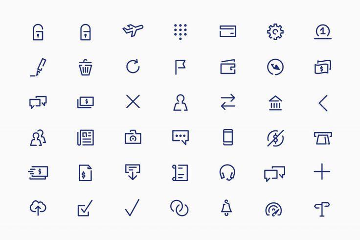 Qapital by Bedow icon design #icon #icons #icondesign #iconset #iconography #iconic #picto #pictogram #pictograms #symbol #sign #zeichensystem #piktogramm #geometric #minimal #graphicdesign #mark #enblem