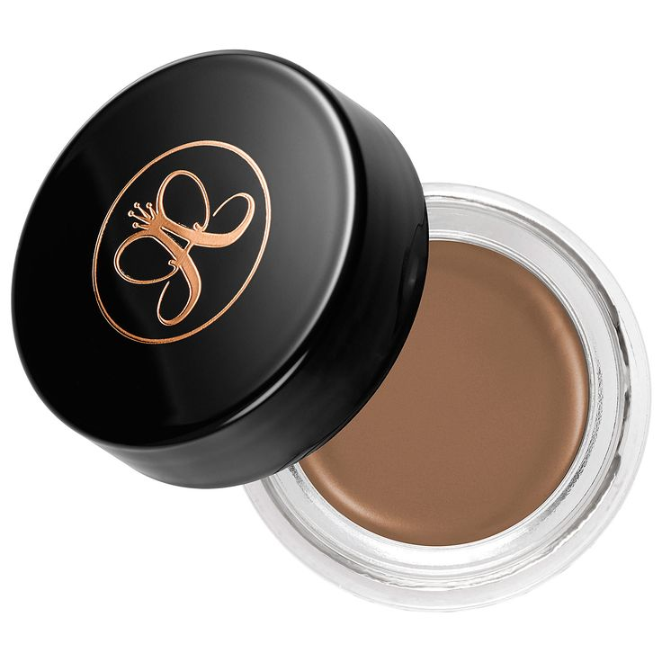 What it is:A smudge-free, waterproof pomade formula that performs as an all-in-one brow product. What it does:This creamy, multitasking product glides on skin and hair smoothly to create clean, defined brows. The standout formula works as a brow pri