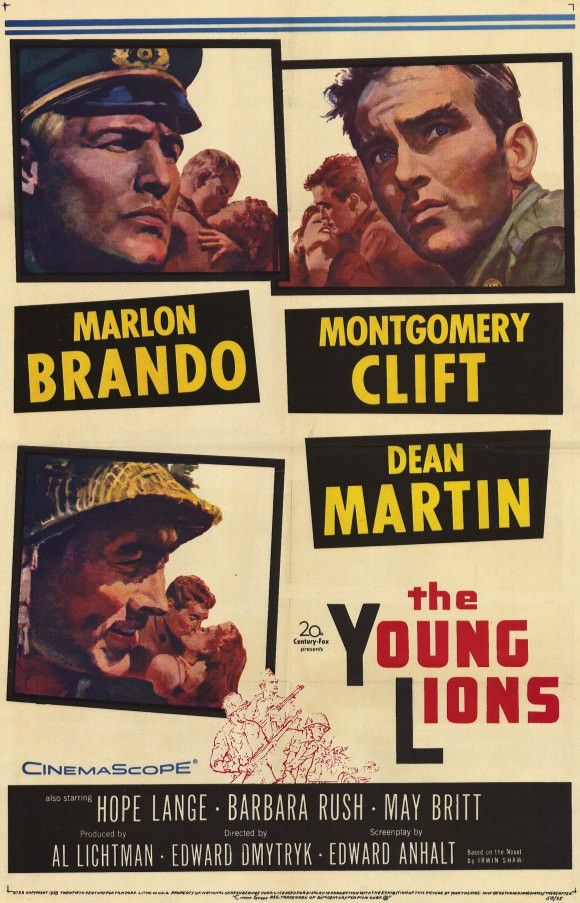Young Lions (1958) Academy Award®-winning actor Marlon Brando captures the…