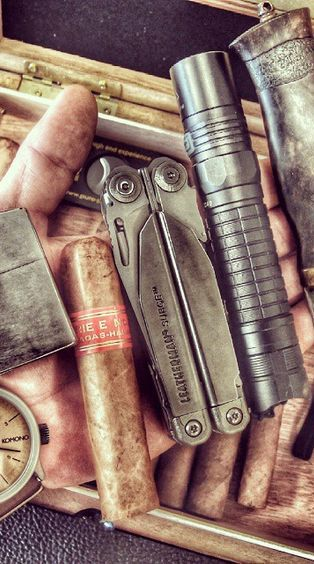 Leatherman - Surge EDC Multi-Tool, Stainless Steel with Nylon Sheath - Everyday Carry Perfect Multi Tool