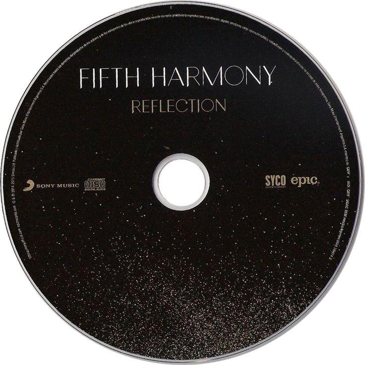 Caratula Cd de Fifth Harmony - Reflection