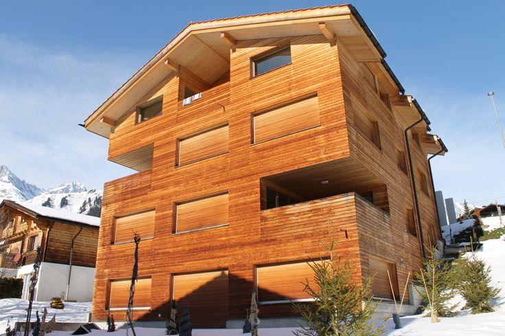 "Modern holiday flat ""Tgèsa Muntaniala"" with beautiful view in Sedrun, Switzerland Lease here!"